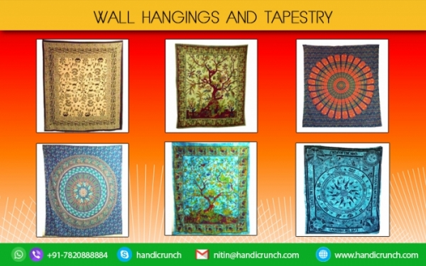 Handicrunch perfect range of wall hangings for your home decor